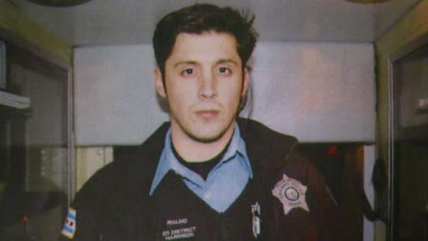 El oficial Robert Rialmo (cortesìa de  Joel Brodsky).