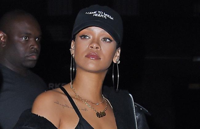 ¡Rihanna 'desapareció' de los Premios Grammy!