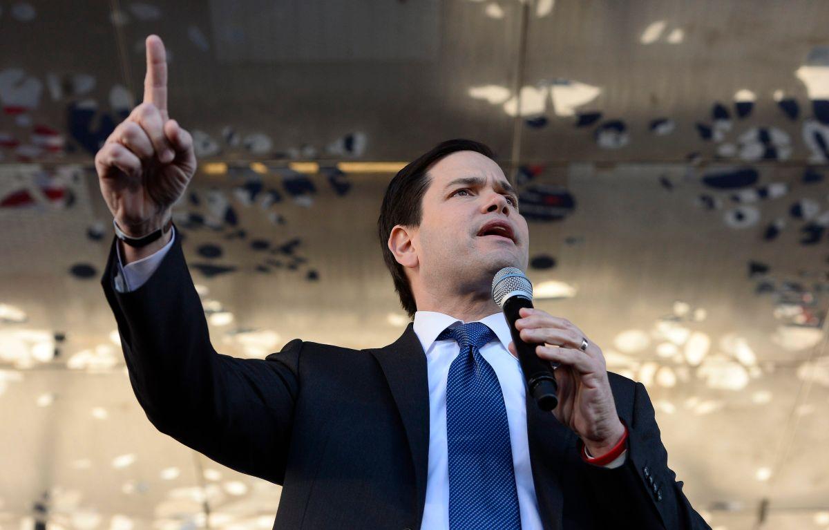 """Senador Marco Rubio recomienda a Trump que no permita """"renovación"""" de DACA"""