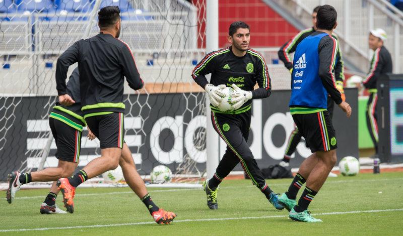 Este sería el once inicial de México ante Senegal