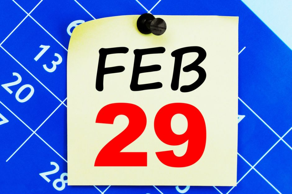 29 de febrero: curiosidades años bisiestos
