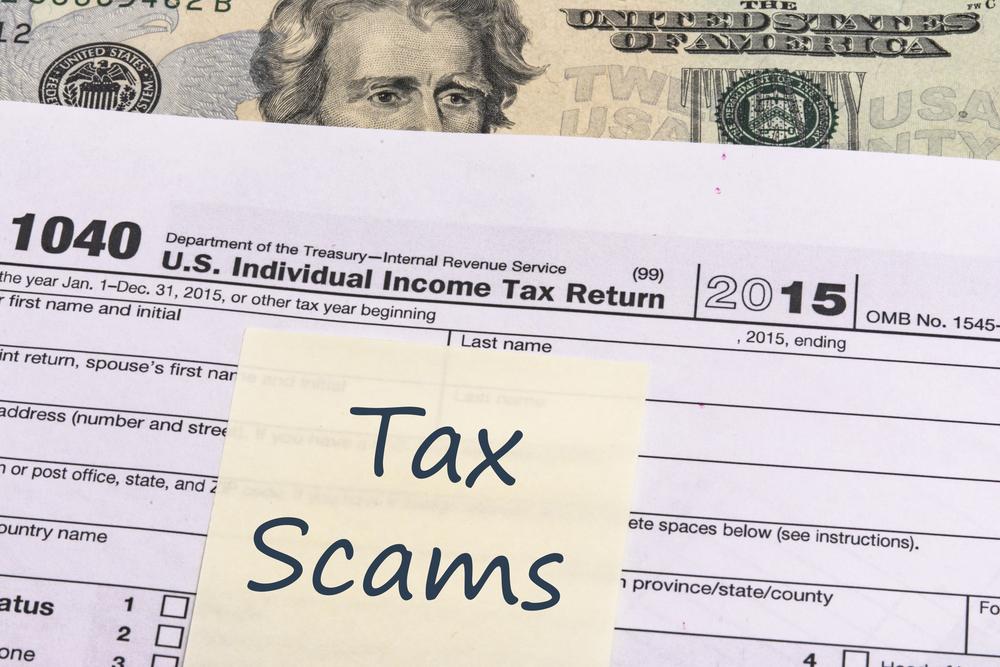 En esta temporada fiscal, no dejes que los ladrones de impuestos te estafen