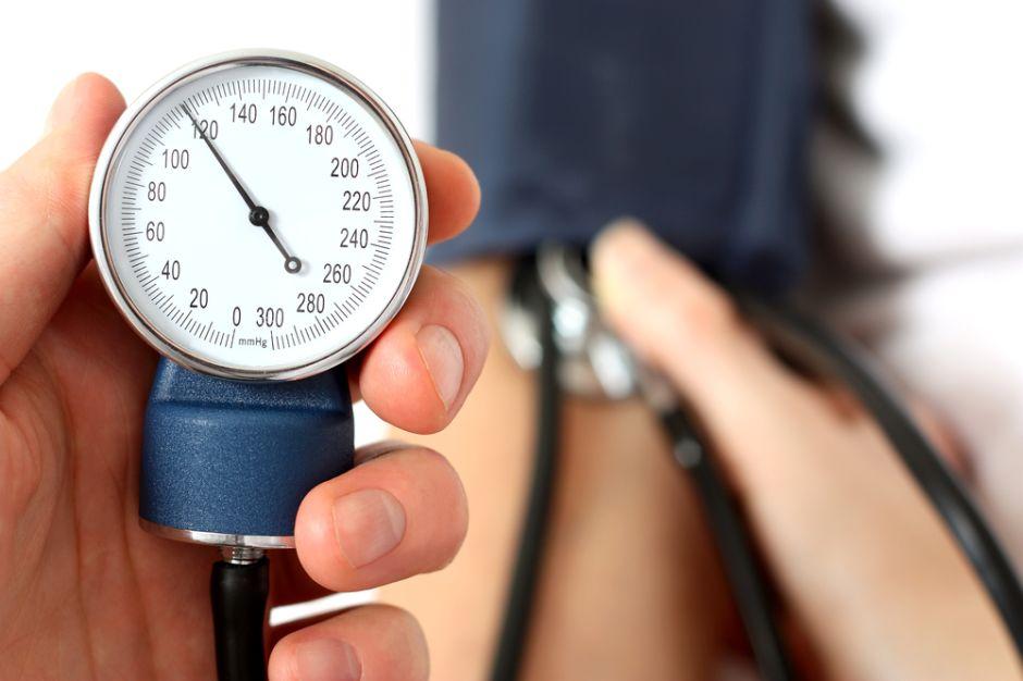 tensión arterial normal en mujeres de 50 años