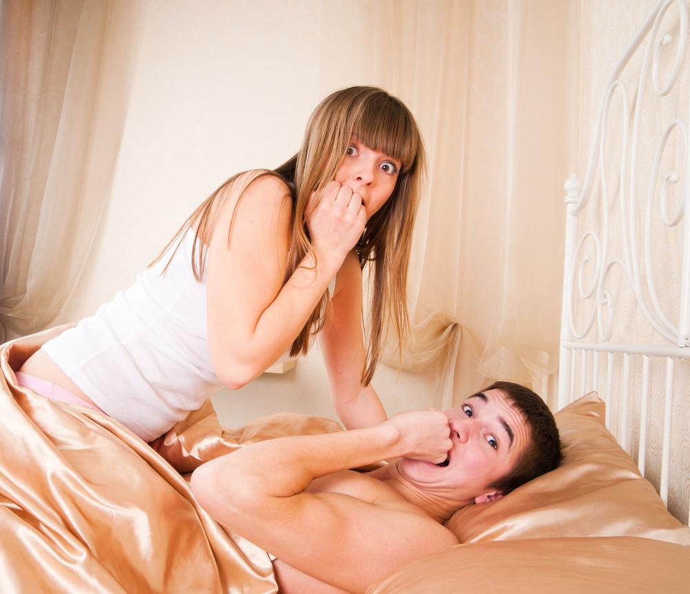 ¡Que no te pase! 8 catástrofes sexuales para prevenir