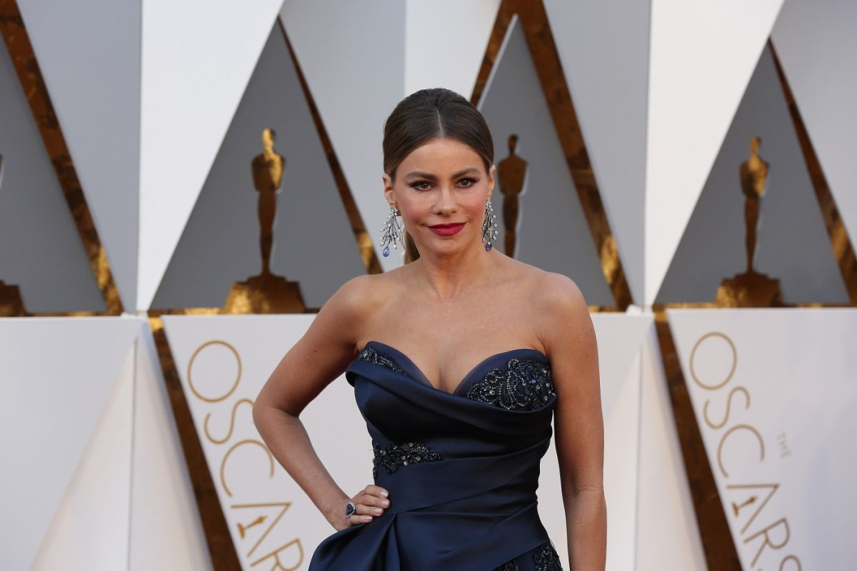 Sofía Vergara quedó encantada de este joven actor en los Oscar