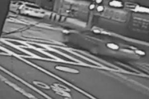 VIDEO: Atropella a un hombre en West L.A. y se da a la fuga