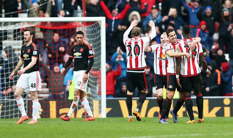 Con esta derrota, Manchester United se sale de la clasificación a copas europeas.
