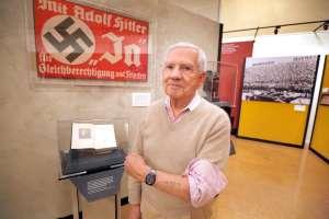900 supervivientes del Holocausto murieron de Covid