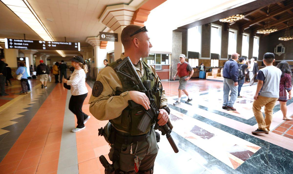 Habrá más seguridad del LASD y LAPD en estaciones de Metro a lo largo de la ciudad.