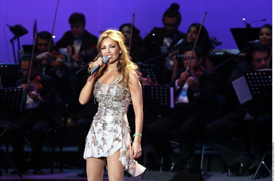 Videos: Así se defendió Thalía tras ser nombrada #LadyBájate