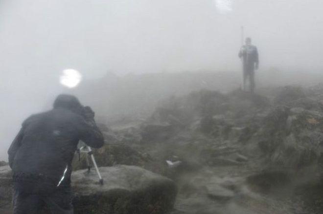 Cómo una montaña pasó a medir un metro más