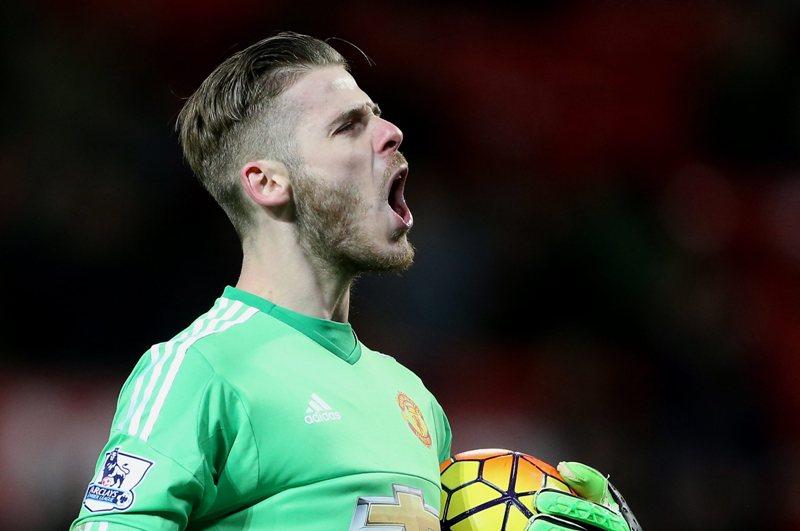 De Gea evitó la debacle del Manchester United