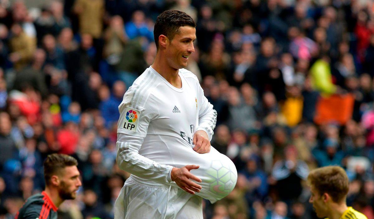 Cristiano Ronaldo consiguió su gol 252 en la liga de España.