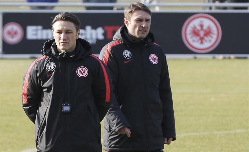 El croata Niko Kovac es el nuevo técnico de Marco Fabián con el Eintracht Frankfurt