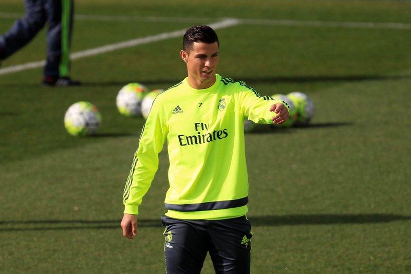 Cristiano Ronaldo lanza una acción de apoyo a los niños sirios