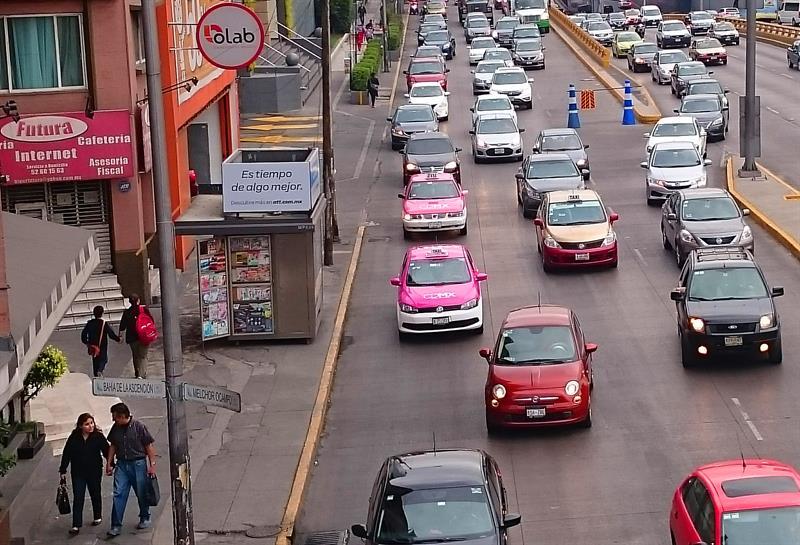 Es la primera vez, desde 2002, que se activa la contingencia ambiental en la Ciudad de México.