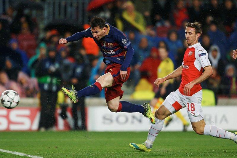 Lionel Messi se supera a sí mismo