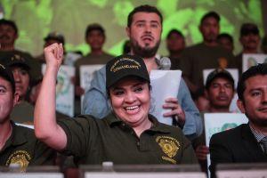 Nestora sale de prisión y pide más policías comunitarias en México
