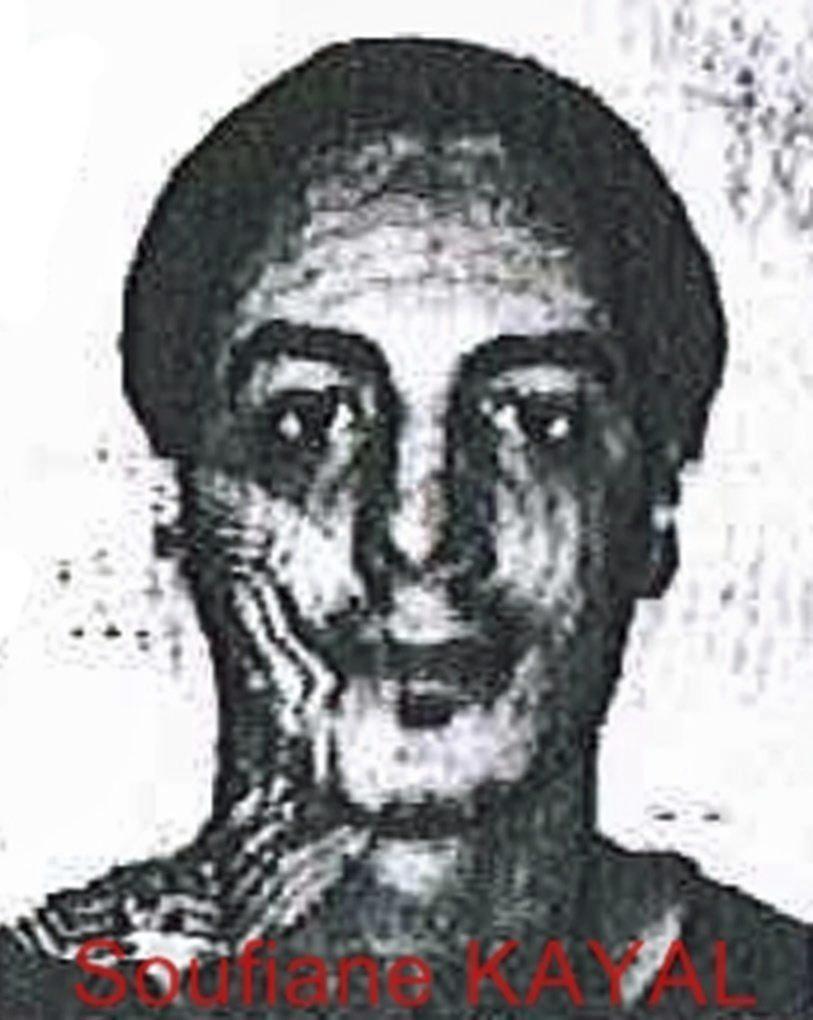 Najim Laachraoui es uno de los presuntos responsables de los atentados del 13-N en París.