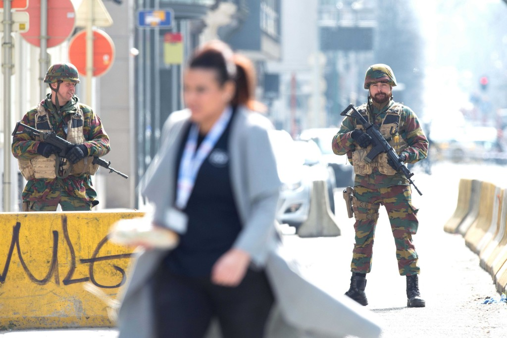Recién casados mexicanos se salvan del ataque en Bruselas