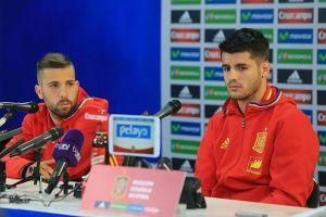 Morata y Aduriz, la nueva apuesta de Del Bosque