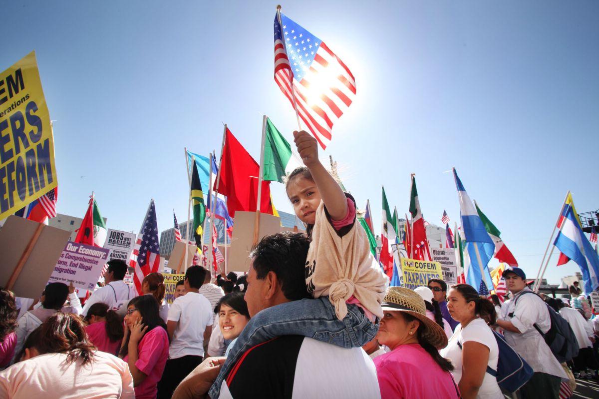 'Tras el despertar de las marchas de 2006 hubo una ola de naturalizaciones'