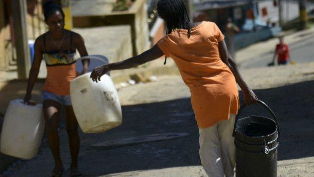 La desigualdad se acrecienta en muchos casos al tomar en cuenta el acceso a los servicios más básicos.