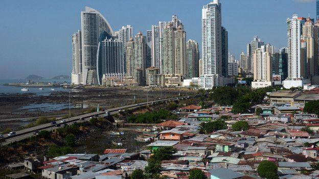 Pese al crecimiento económico de la última década, en Panamá son visibles las desigualdades.