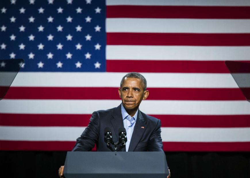 """Obama: """"Los líderes políticos deben alzar la voz contra la violencia"""""""