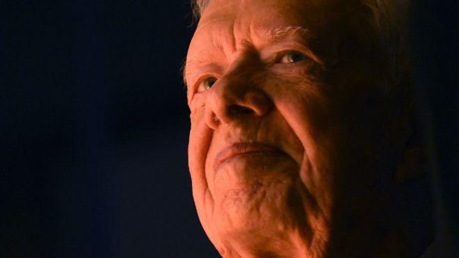 Cómo es el tratamiento que Jimmy Carter dice, le curó el cáncer