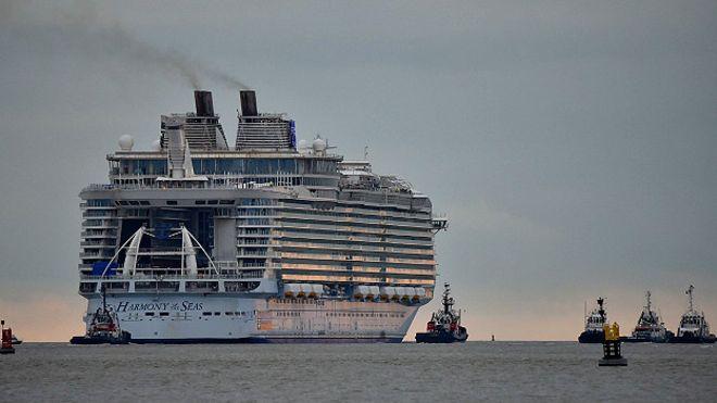 Conoce el crucero más grande del mundo