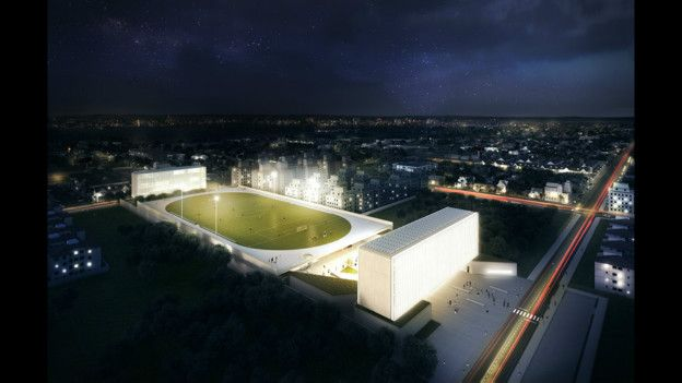 Los diseños arquitectónicos más impactantes del mundo en fotos