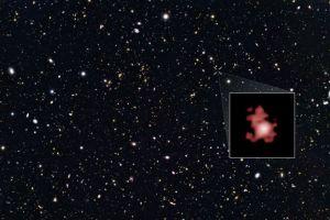 El Hubble captó la galaxia más lejana que hemos visto