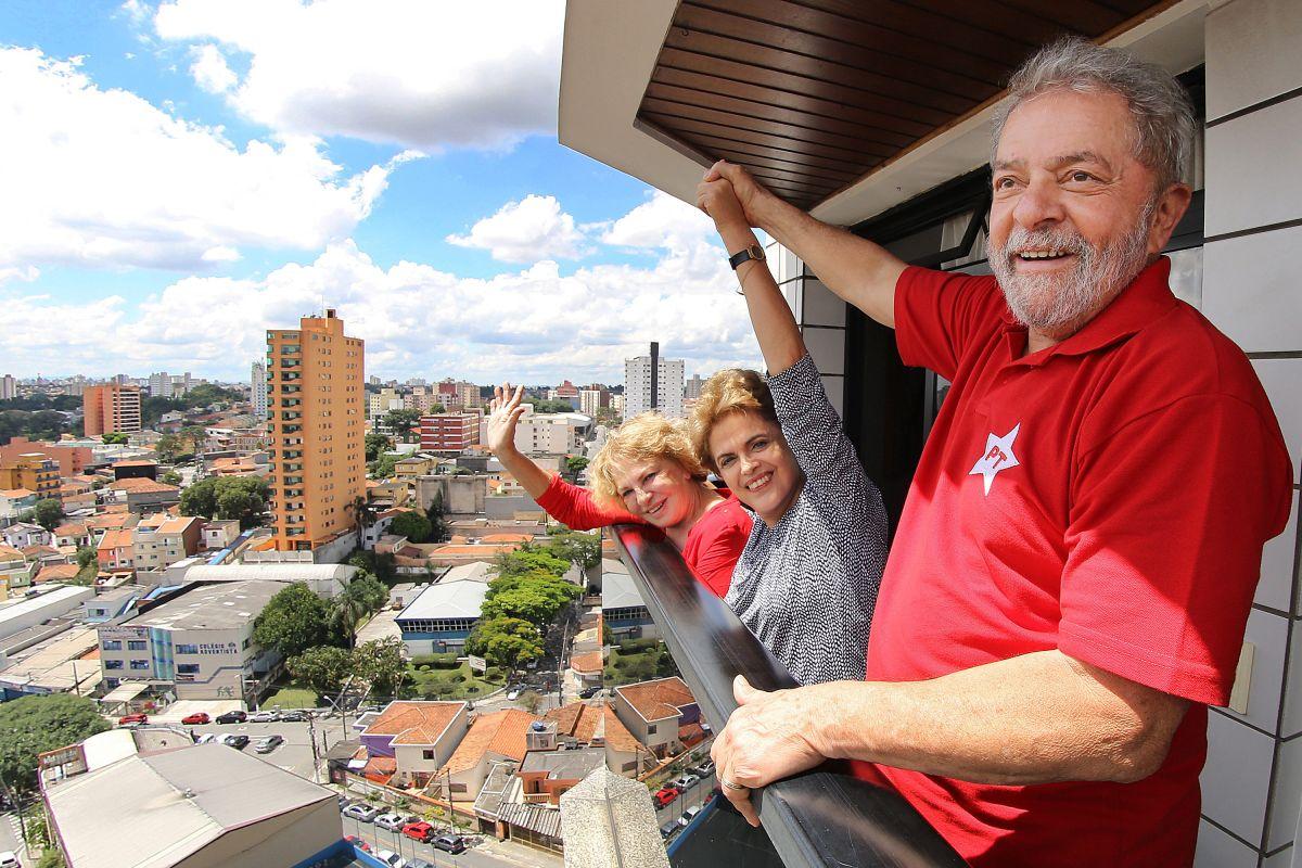El PT saldrá a la calle a defender al expresidente Lula da Silva