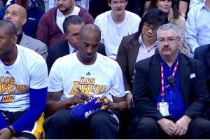 El gran gesto de Kobe Bryant con un pequeño aficionado