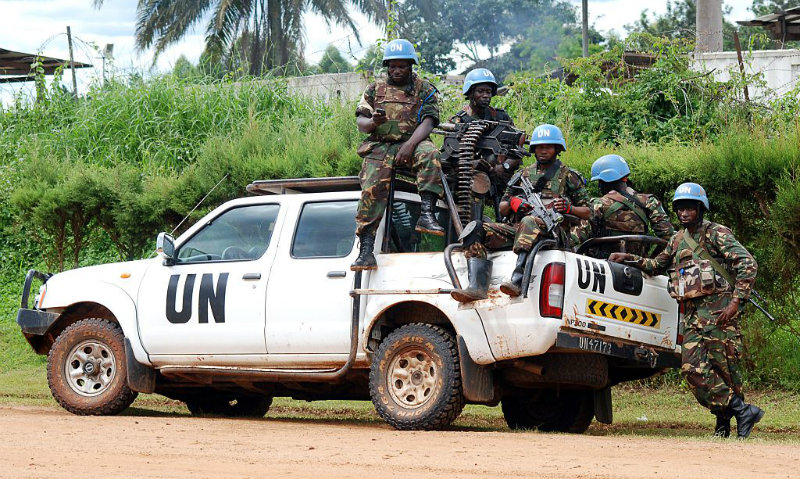 ONU repatriará cascos azules acusados abuso sexual