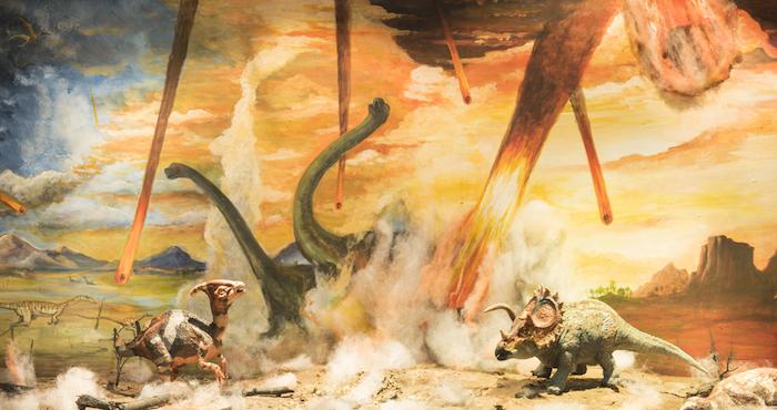 Científicos hallan restos de meteorito que hizo desaparecer a los dinosaurios