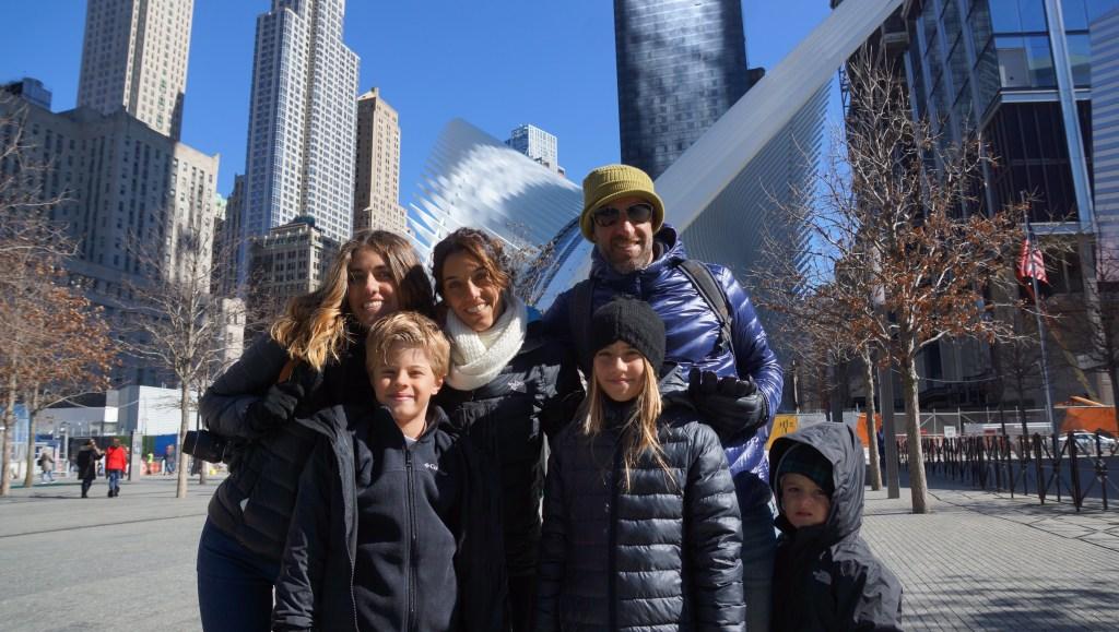 Nuestros Barrios: World Trade Center