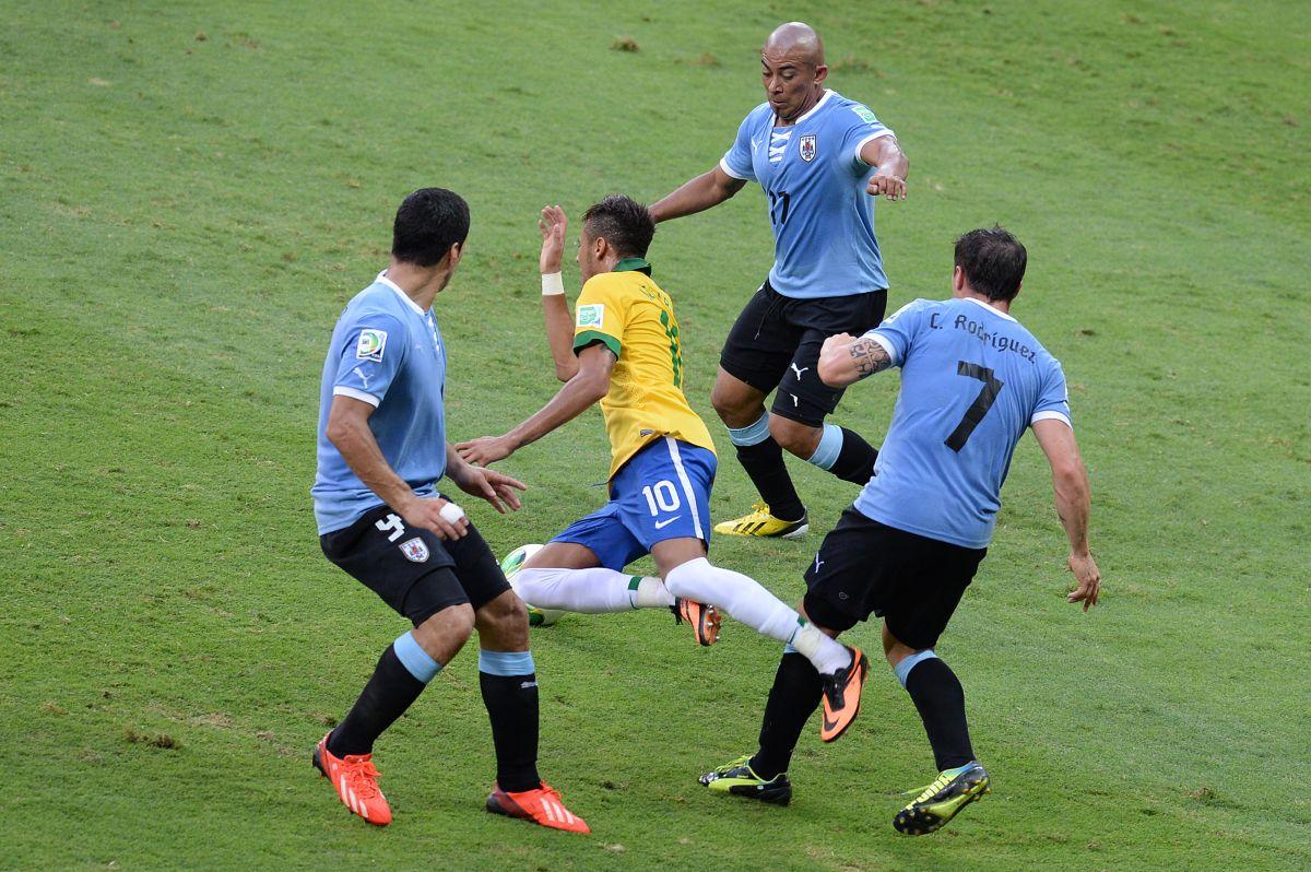 Brasil vs. Uruguay: Neymar y compañía obligados a ganar (TV y horario)