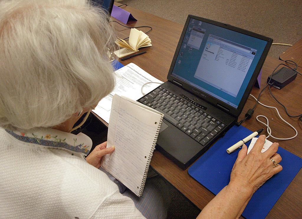 Trabajadores que pasan la edad de jubilación
