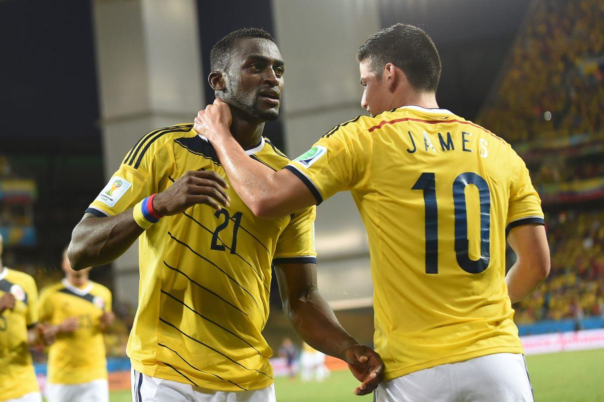 Pura amargura: el desplome de las estrellas de la selección de Colombia