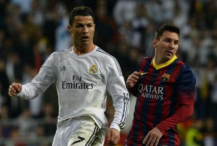 Los números de Messi vs. Cristiano Ronaldo en El Clásico