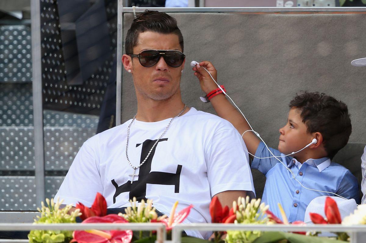 La profesión que Cristiano Ronaldo quiere para su hijo