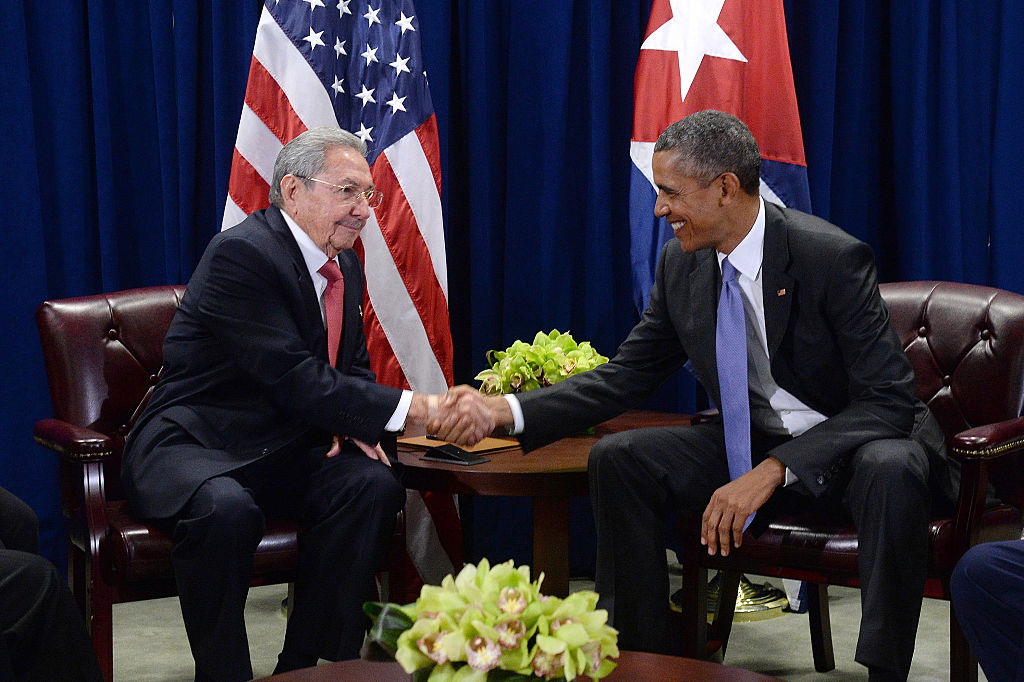 Enlace: EEUU y Cuba, un largo camino por recorrer