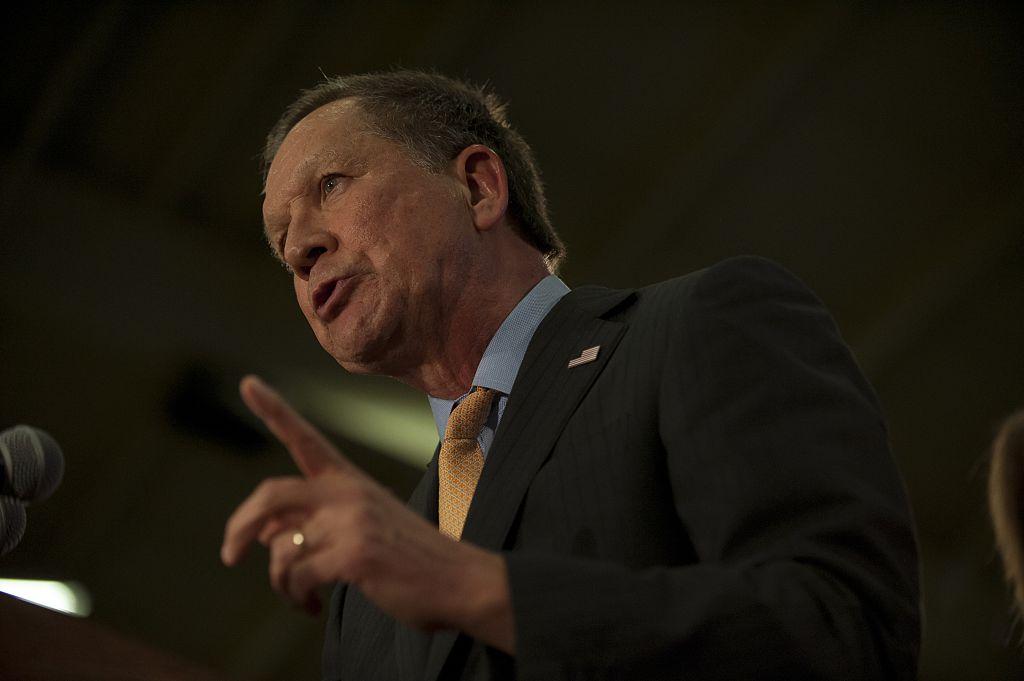 Kasich abandonará la carrera presidencial