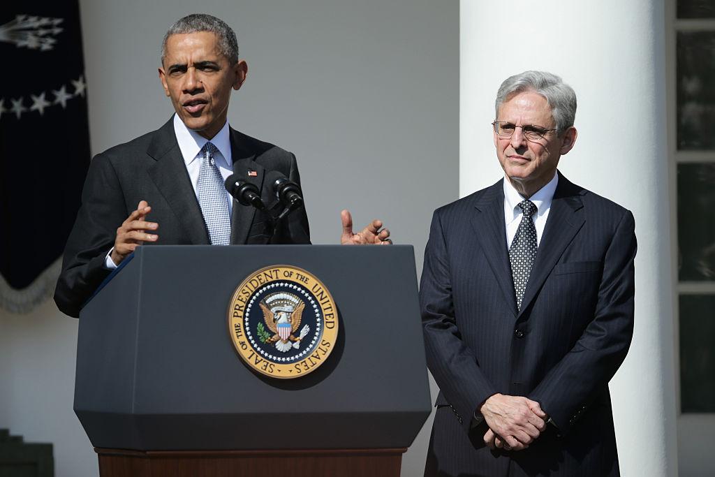 Obama elige al juez Merrick Garland como candidato para el Tribunal Supremo