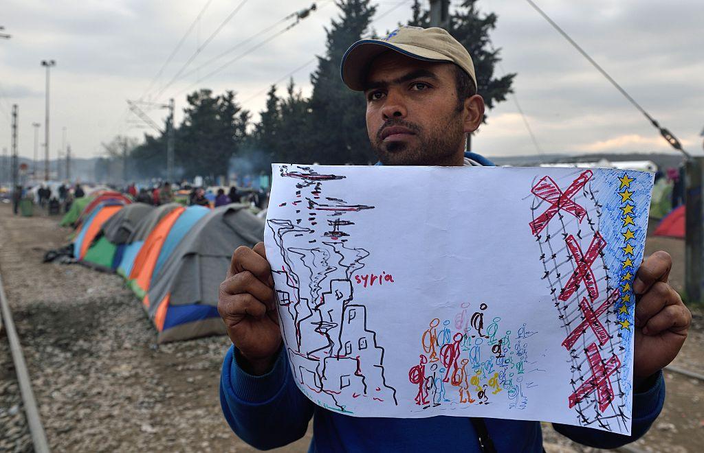 La UE llega a un acuerdo para solucionar la crisis de refugiados