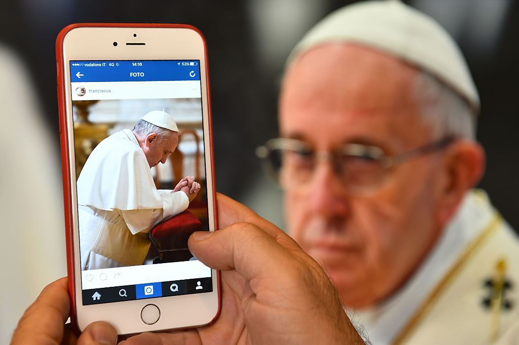 El Papa llega a Instagram: ¿quiénes son los líderes mundiales más populares?