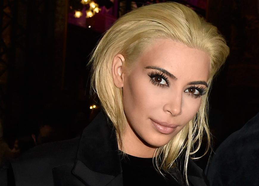 La guerra de Kim Kardashian contra las celebrities en Twitter (foto)