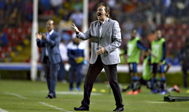 Ricardo La Volpe dio susto en el Querétaro – Jaguares